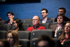 Camille Groff (au centre) ((Photo: Jan Hanrion))