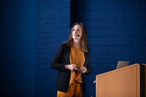 Nora Vanderschrick (DPG Media Advertising) ((Photo: Jan Hanrion))