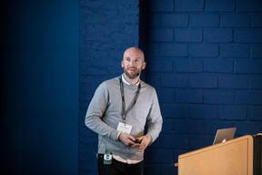 Nik Speller (Influencer.com) ((Photo: Jan Hanrion))