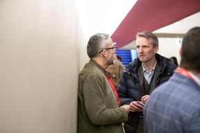 Mike Koedinger (Maison Moderne) et Michaël Mertens (Bil) ((Photo: Jan Hanrion))