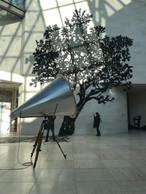 Vue de l'installation dans le grand hall du Mudam. ((Photo: Paperjam))