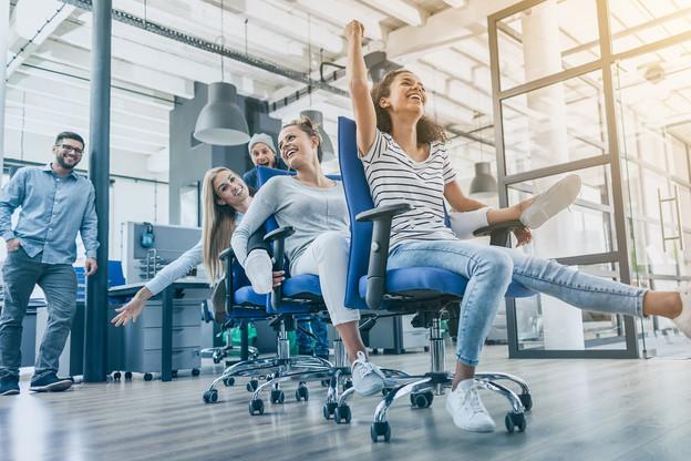 CBRE Luxembourg lance la 3e édition de son concours Office Space of the Year . CBRE