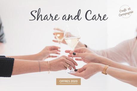 Offrez des champagnes d'auteur! (Photo: Craft et Compagnie)