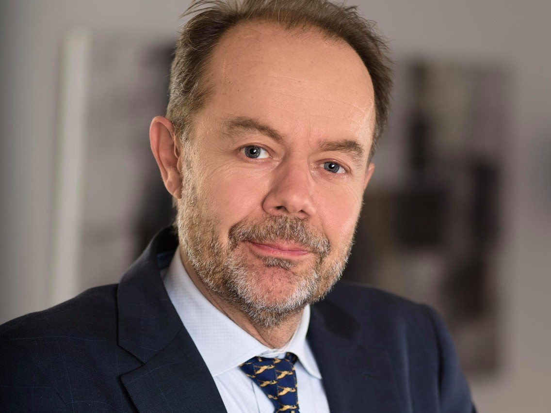 Arnaud du Plessis of CPR Asset Management reckons that oil prices will hold steady at or around today's higher prices, despite eventual production cuts. Photo: CPR AM