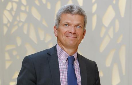 Olivier Blanc a rejoint Société Générale en 1990 et occupait jusqu'à présent les responsabilités de directeur des opérations sur fonds de Société Générale Securities Services. (Photo: Olivier Minaire)