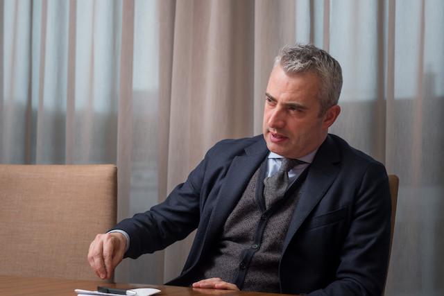 OlivierCoekelbergs dirigera le plan «Ambition2026» à la tête d'EY Luxembourg. (Photo: Nader Ghavami / Archives)