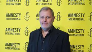 Olivier Pirot apporte une solide expérience dans le privé et sur le terrain pour diverses ONG. (Photo : Amnesty Luxembourg)