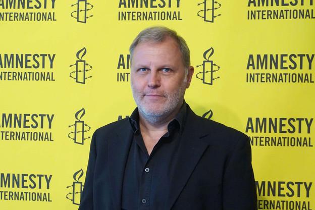OlivierPirot apporte une solide expérience dans le privé et sur le terrain pour diverses ONG. (Photo: Amnesty Luxembourg)