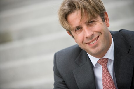 Olivier Posty est désormais country manager pour NTT Luxembourg PSF. (Photo: NTT Luxembourg / Raoul Somers)