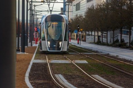 Le tram est attendu au sud de Luxembourg-ville en 2023. (Photo: Matic Zorman/Archives Maison Moderne)