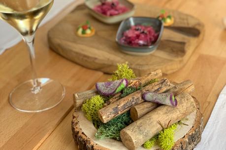 Ouvert depuis quelques semaines à peine, le restaurant Osé de Jean-Baptiste Durand mène déjà bien sa barque, dans l'assiette comme en dehors, à quelques minutes des rives de la Moselle… (Photo: Maison Moderne)