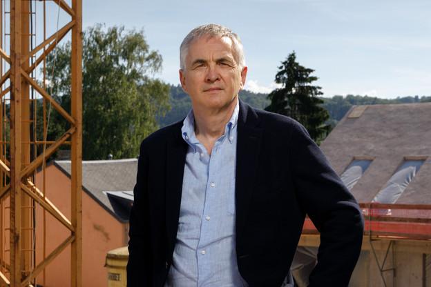 Jean-Paul Scheuren est le président de la CIGDL depuis 2012. (Photo: Matic Zorman/Maison Moderne)