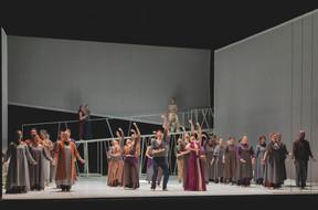 L'opéra-ballet «Orphée et Eurydice», en coproduction avec l'Opéra de Metz. ((Photo: Luc Bertau))