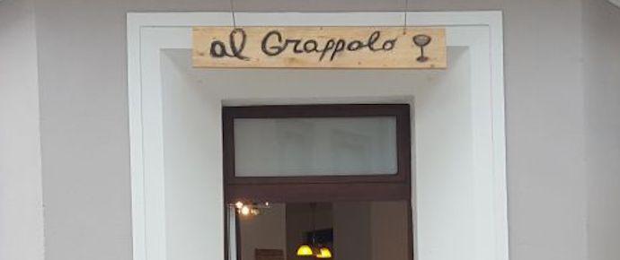 Al Grappolo: un mélange de discrétion, de gourmandise et de bonne humeur. Photo : Maison Moderne