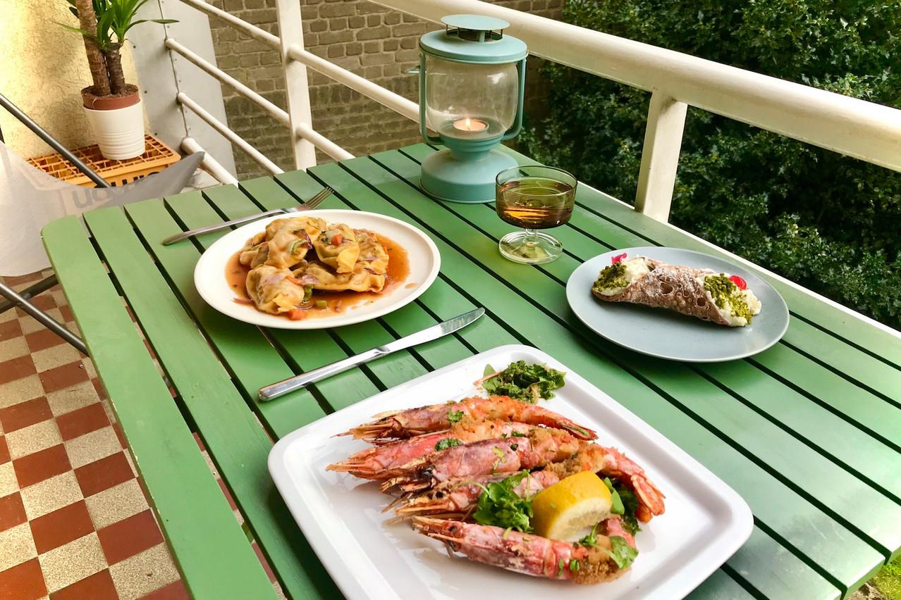 Ristorante Essenza amène l'Italie gourmande et les excellents produits chez vous, ou au bureau! Et on ne va pas s'en plaindre... (Photo: Maison Moderne)