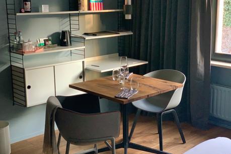 L'Hostellerie du Grünewald propose un dîner en chambre et une nuit bien au chaud dans son offre«Eat & Sleep» du moment. (Photo: Maison Moderne)