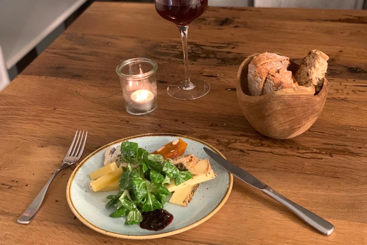 En dessert, un classique ou un joli assortiment de fromages… (Photo: Maison Moderne)