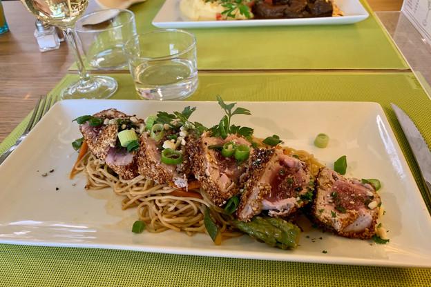 Une cuisine sans complexes, de la bonne humeur ambiante et du goût: le succès du Gourmet semble tenir à des valeurs très simples. (Photo:Maison Moderne)