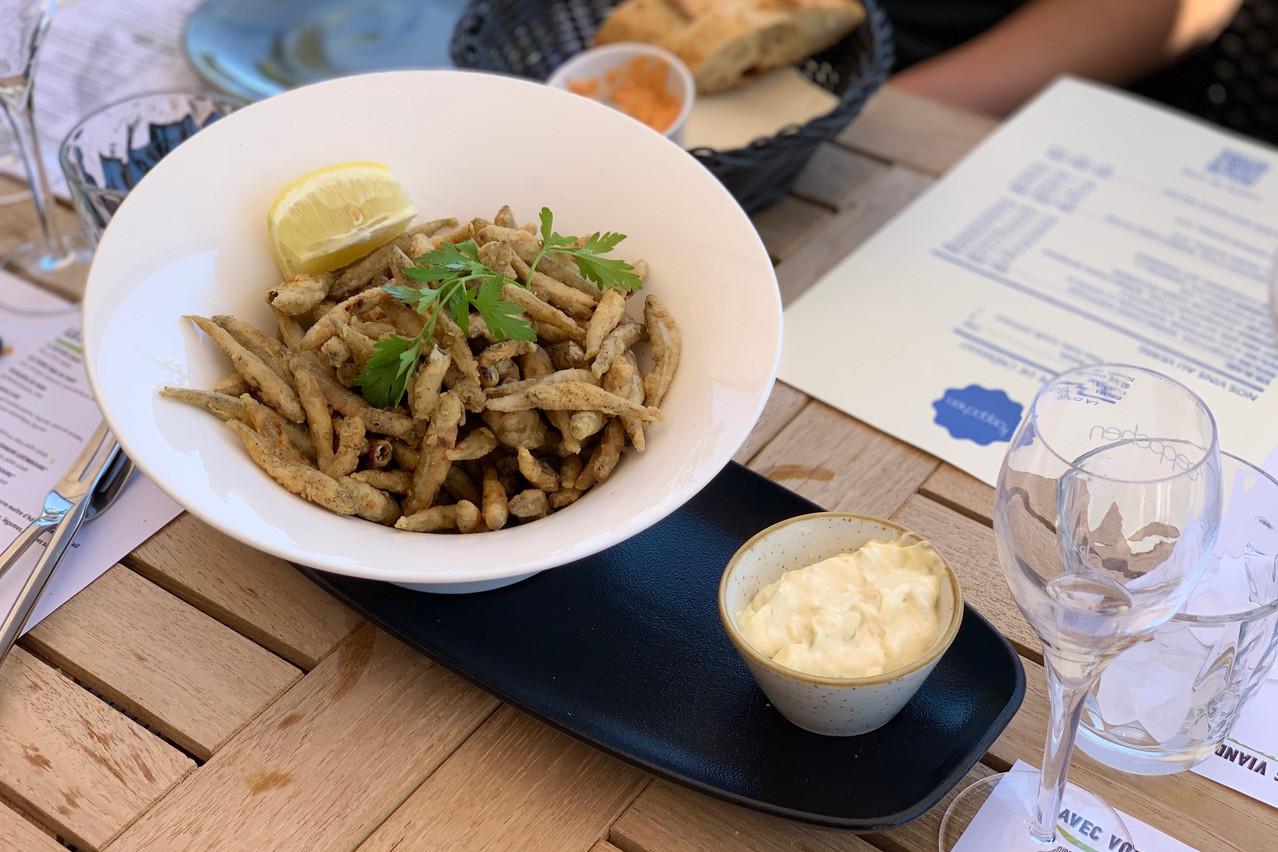 Un déjeuner à la Moselle sans éperlans est-il vraiment un déjeuner à la Moselle...? (Photo:Maison Moderne)