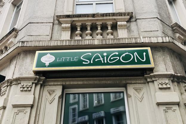 Entre la gare centrale et Bonnevoie, le restaurant Little Saigon fédère les afficionados de cuisine asiatique. (Photo: Maison Moderne)