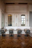 Le décor du Kay au Casino Luxembourg, alliant cachet et art, est un des ses atouts indéniables. ((Photo: Patricia Pitsch /Maison Moderne Publishing SA))