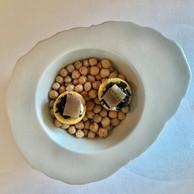 Panisse et poisson fumé. ((Photo: Maison Moderne))