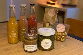 Chez Olivia Cliquet, une belle sélection d'épicerie fine combinant valeurs sûres locales, belles maisons françaises et préparations maison… (Maison Moderne)