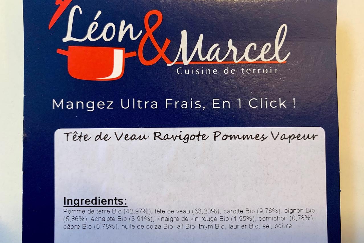 Beaucoup de bio et des ingrédients naturels pour les plats préparés Léon & Marcel… Maison Moderne