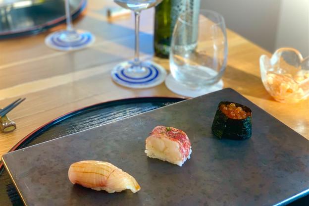 Dîner chez Ryôdô, la nouvelle adresse gastronomique japonaise au Grand-Duché, est véritablement une expérience unique et mémorable, même pour les habitués de cuisine nippone… (Photo: Maison Moderne)
