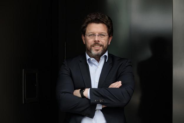 Nicolas Henckes. (Photo: Matic Zorman / Maison Moderne)