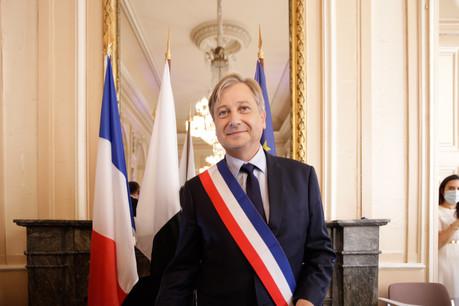«Notre but est d'identifier les besoins de nos frontaliers», explique le maire messin, qui a lancé une grande enquête. (Photo : Romain Gamba/Maison Moderne)