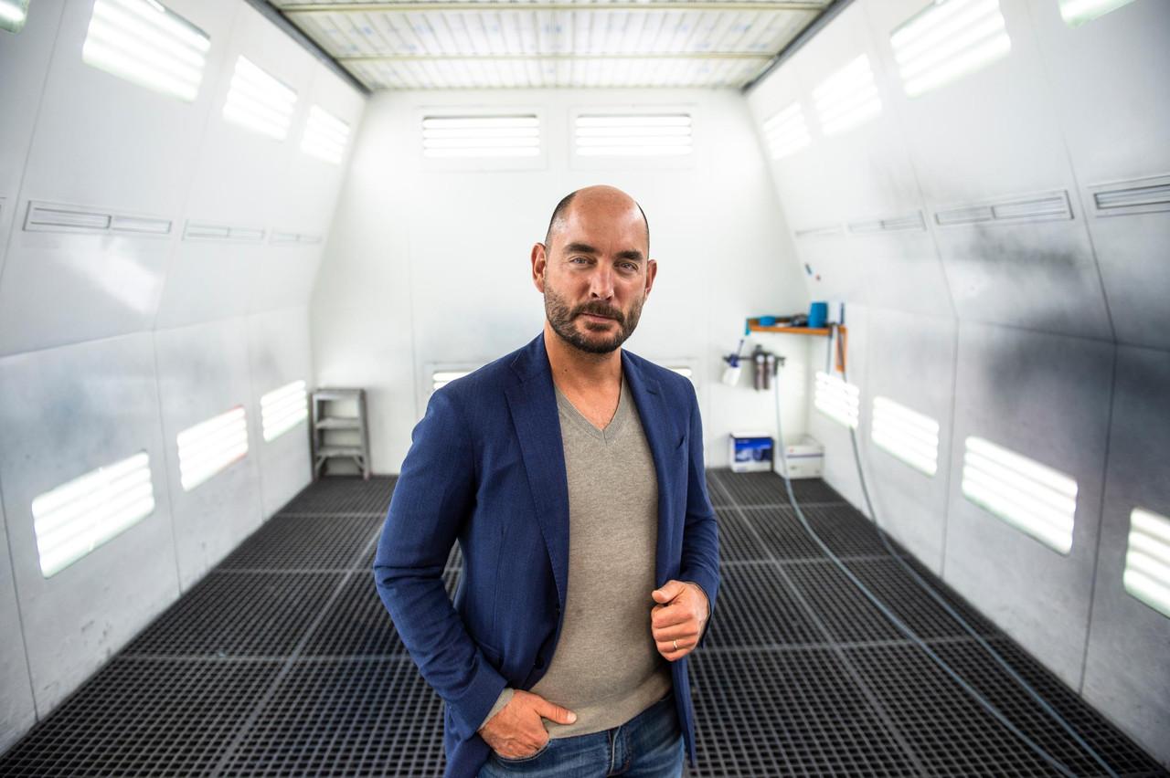 «Il y a eu une course à l'électrification sans même savoir si les constructeurs etl'UE arriveront à se doter des batteries nécessaires», insiste Stéphane Bailly. (Photo: Anthony Dehez)