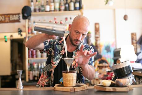 Pour les aficionados de cocktails à l'inspiration tiki, une seule adresse dans le sud du pays: le Nasty Bar de Filoo About à Dudelange… (Photo: Matic Zorman/Maison Moderne)