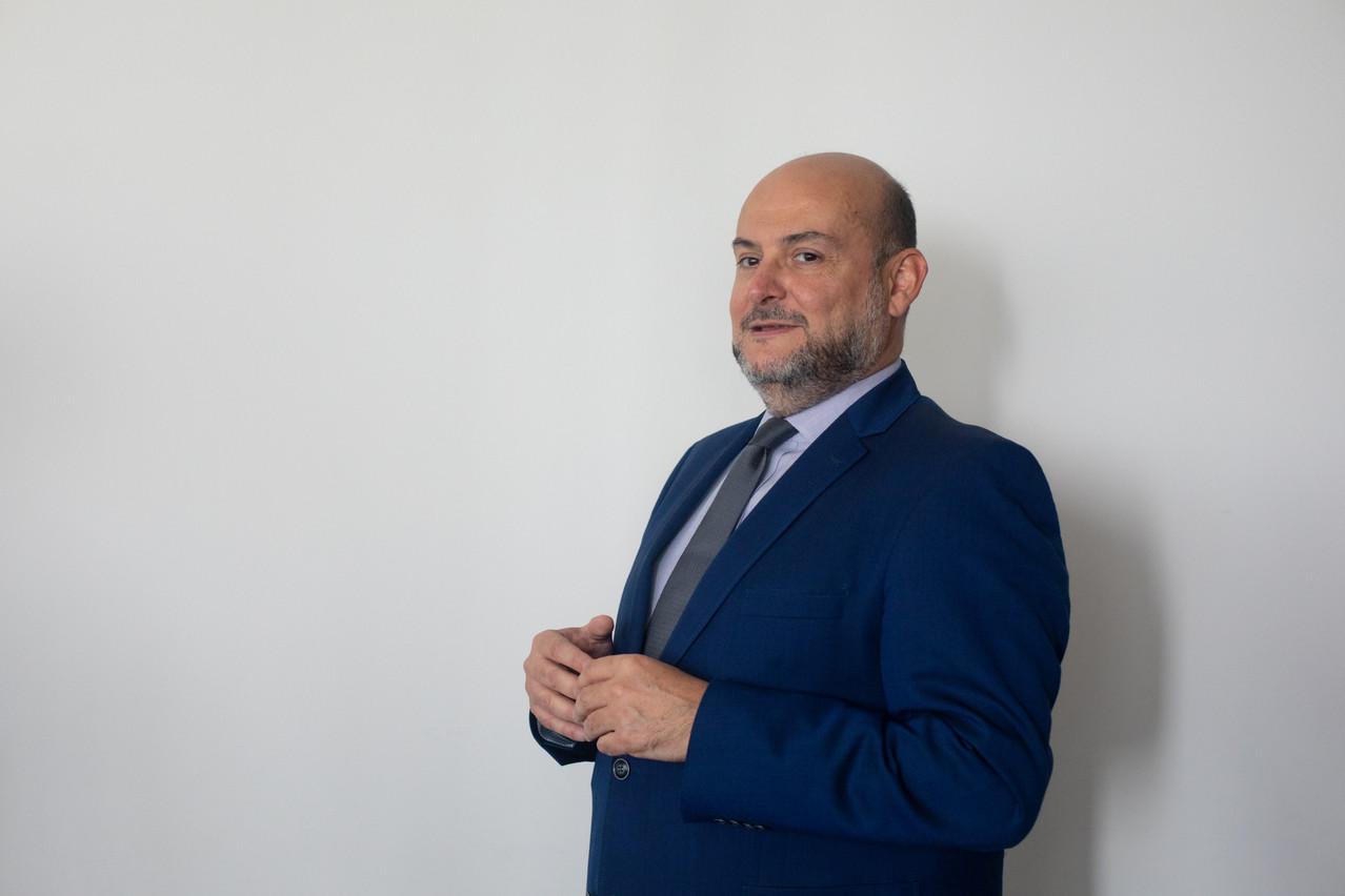 AntonioCorpas, directeur général, se félicite de résultats solides pour OneLife. (Photo: Matic Zorman/Maison Moderne)