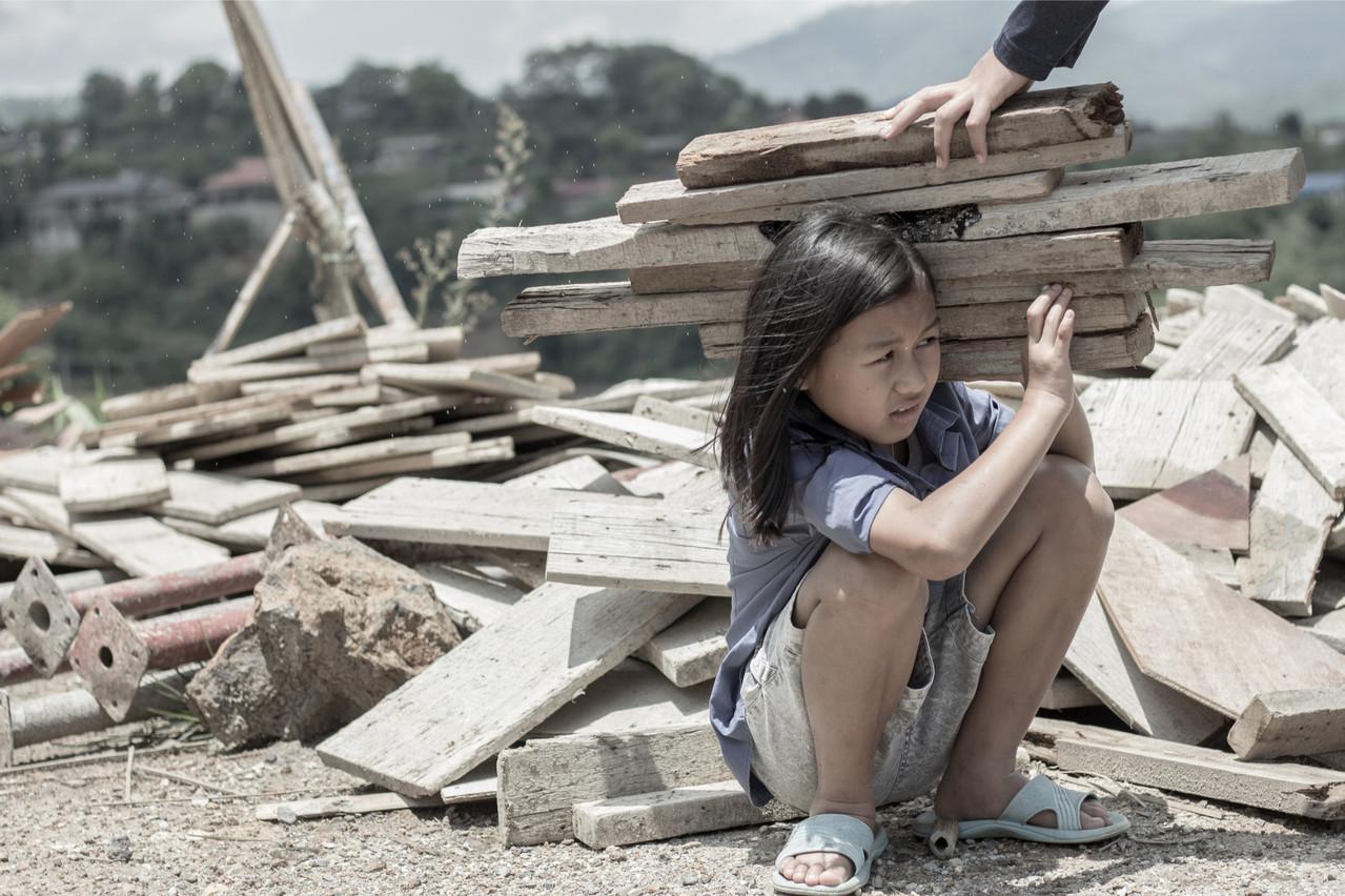 Le travail des enfants est une des pratiques qu'appellent à combattre les ONG. (Photo: Shutterstock)