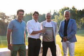 Olivier Beaujean (Board Belgium) et Maxim Straus (Board Belgium) ((Photo: Simon Verjus/Maison Moderne))