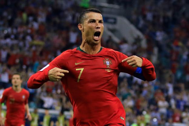 CR7, comme Cristiano Ronaldo et son célèbre numéro 7, est poursuivi depuis quelques années pour son «organisation» fiscale, passée de Jersey à Luxembourg, puis au Portugal. (Photo: Shutterstock)