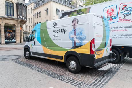 Post Luxembourg est, par exemple, passé à la mobilité électrique et à l'électricité verte à 100% (pour ses bâtiments et ses véhicules). En 2018, ses 50 véhicules électriques ont permis d'économiser plus de 38.000 litres d'essence et quelque 100.000 tonnes de CO 2 . (Photo: Shutterstock)
