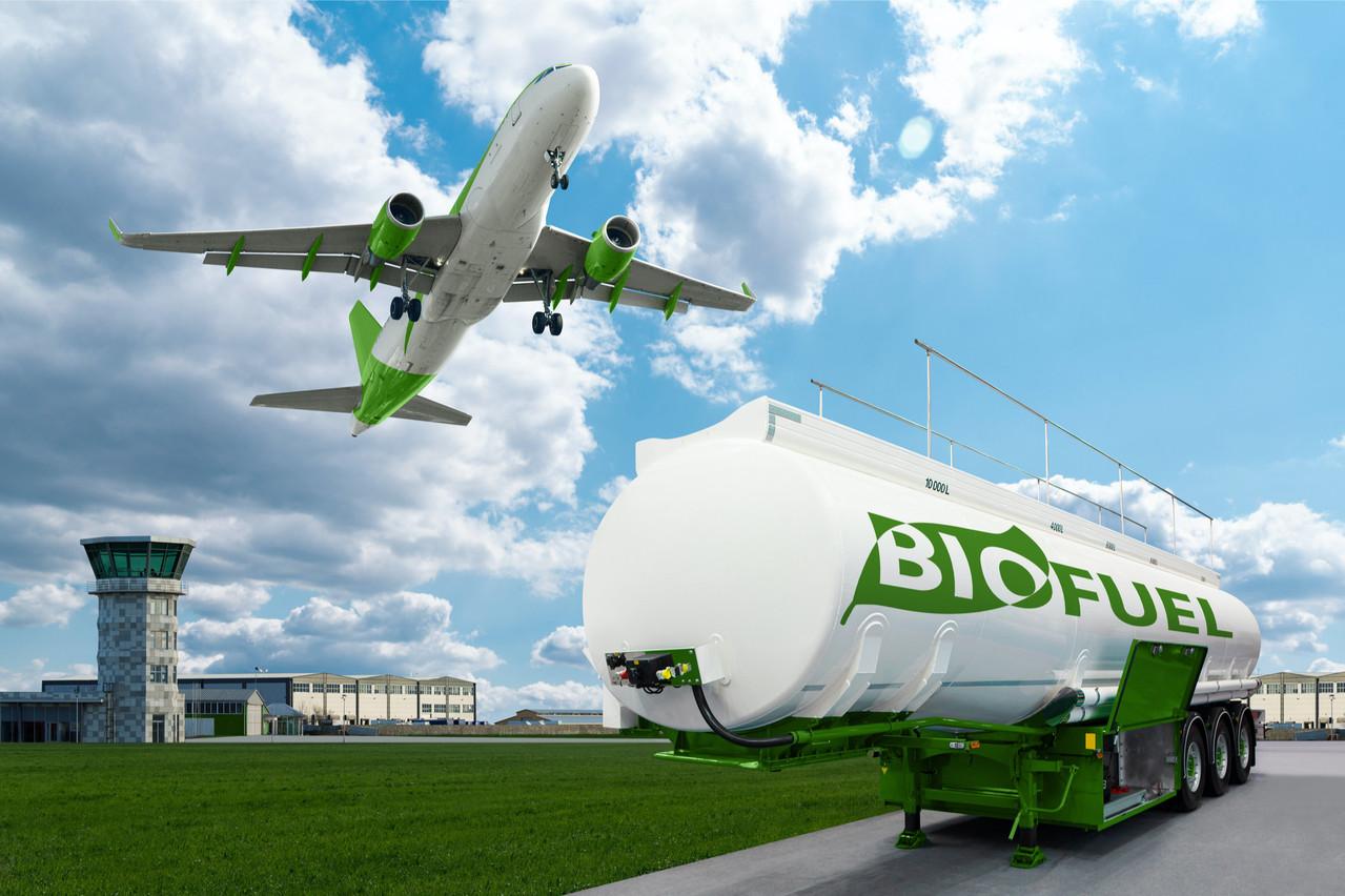 Le transport aérien veut réduire ses émissions de CO2 de moitiéd'ici à 2050.  (Photo: Shutterstock)