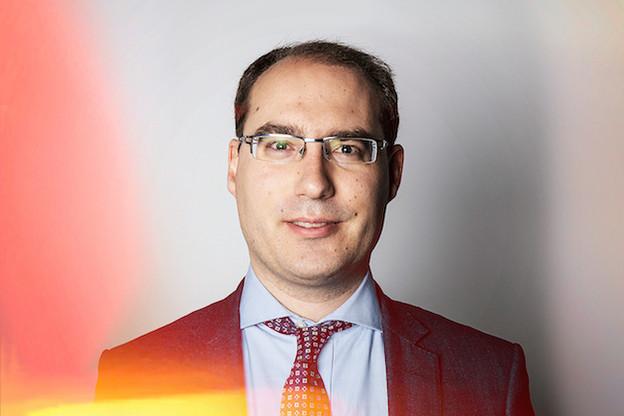 Julien Baudouin, Senior Manager, KPMG Luxembourg. (Photo: Maison Moderne)