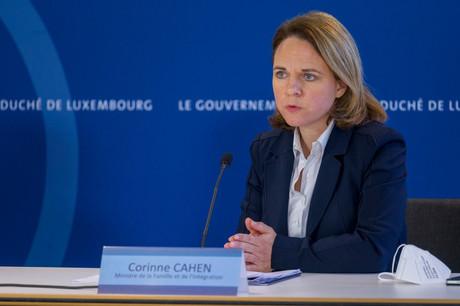 Les 31députés de la majorité ont rejeté une motion de censure de l'opposition qui demande le retrait de la ministre. (Photo: SIP/Jean-Christophe  Verhaegen)