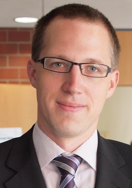Jonas Vogt,ingénieur à l'École supérieure de technique et d'économie de la Sarre. (Photo:École supérieure de Technique et d'Économie de la Sarre)