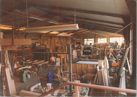 The company was founded in 1975 by Marcel Weber in rue Victor Braun in Grevenmacher. OST-Fenster SA