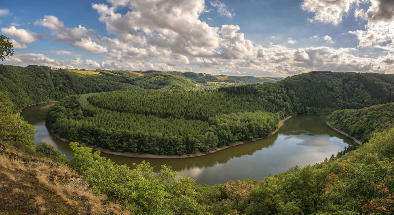 Le lac de la Haute-Sûre. (Photo: Alfonso Salgueiro/Luxembourg for Tourism)
