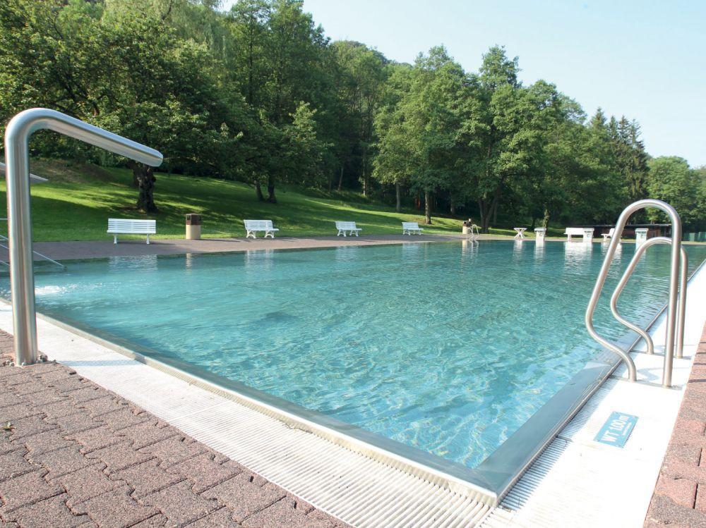 La piscine de l'Alvisse Parc Hotel. (Photo: Alvisse Parc Hotel/Luxembourg for Tourism)