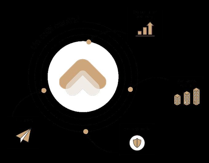 kodehyve proposeune plateforme unique qui permet de faciliter tous ces échanges, d'optimiser lacollaboration entre tous les acteurs d'un projet immobilier.  Maison Moderne