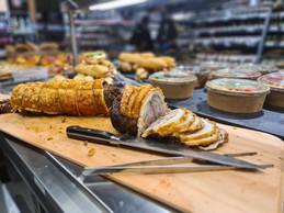Plein de bonnes choses à consommer sur place aussi au Mercato, à l'intérieur ou sur les terrasses… ((Photo: Vincent Pattyn))