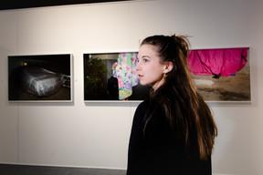 Lisa Kohl, lauréate du Prix Pierre Werner 2020 ((Photo: Nader Ghavami/Maison Moderne))