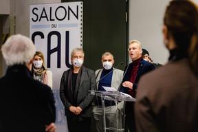Marc Hostert, président du CAL ((Photo: Nader Ghavami/Maison Moderne))