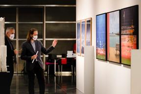 Benji Kontz (à droite) ((Photo: Nader Ghavami/Maison Moderne))